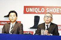 ファーストリテイリングが「ユニクロシューズ」を展開、初年度40億円目標
