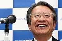 旭化成の新社長に藤原副社長が昇格、会長に伊藤副社長