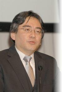 岩田 聡 任天堂社長