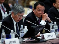 Kuroda says BOJ ready to ease if yen rise hurts price goal path