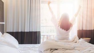 寝室の環境を見直せば「睡眠の質」が上がる