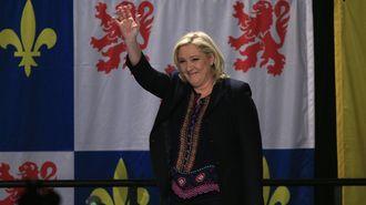 フランス地方選、「極右全敗」でも残る不安