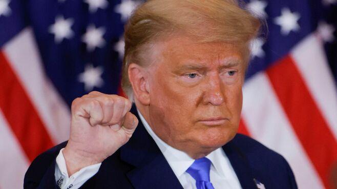 トランプ善戦、年内に大統領が決まらないのか