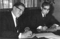 """経済情報を制した日経""""圓城寺モデル""""の秘密"""