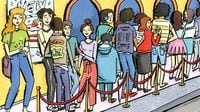 How to Queue in Line Like a Tokyoite