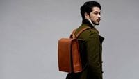 High-Class Japanese Style Backpacks Will Soon Be in the Boardroom