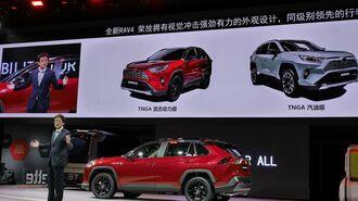 トヨタ決算で見えた中国躍進という大きな果実