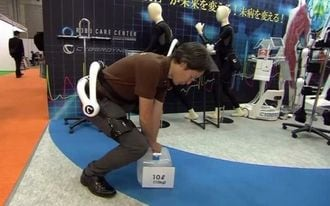 Japanese Expo Showcases Hi-Tech Preventive Medicine