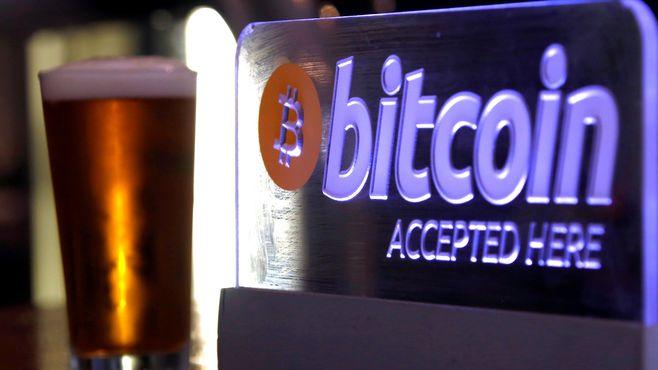 高騰したビットコイン相場はいつか崩壊する