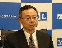商船三井の社長在任は今後6年が望ましい--芦田昭充社長