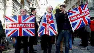 英国はEU離脱で「のた打ち回る」ことになる