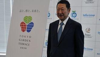 赤プリ再開発名称に「紀尾井町」が加わる事情