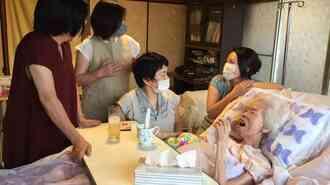 「余命1週間の母」を笑顔で見送った家族の結束