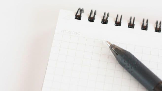 コクヨ社員に聞く!方眼ノートの最強活用法