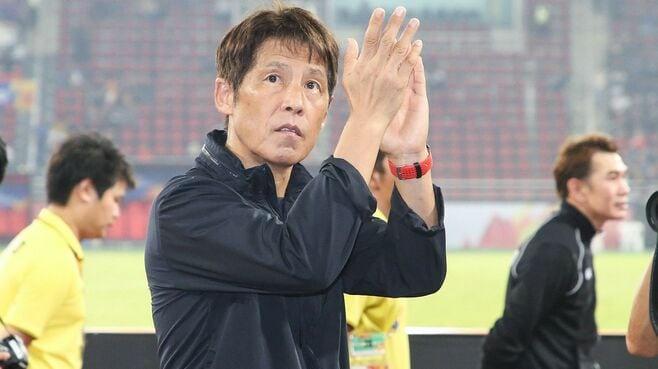 「西野朗監督」タイで発揮する驚異の人心掌握術