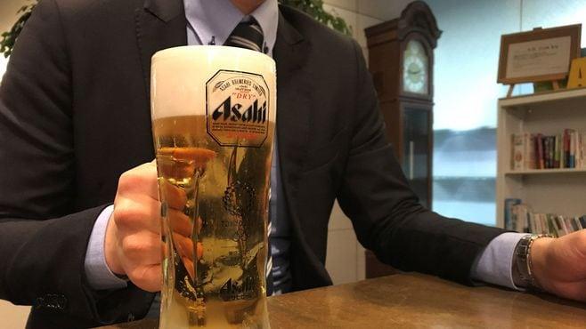 アサヒビール、「555mlジョッキ」革命の勝算