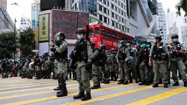 日本も他人事でない「香港騒乱」の歴史的ヤバさ