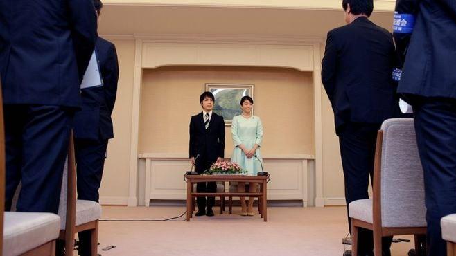 英紙「眞子さま・小室さんの結婚延期は謎だ」