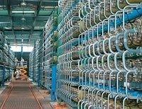 世界的水不足で注目の海水淡水化事業真水を作り出す「膜」技術世界トップを競う東洋紡