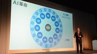 ソフトバンクG、2兆円投資担う「影のキーマン」