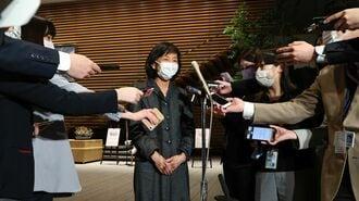 新しい「内閣の顔」、小野広報官への期待と不安