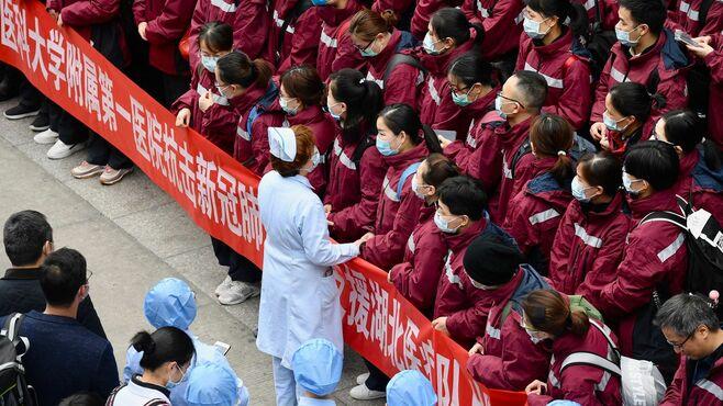 春節明けの中国で新型肺炎の「退治」に総力戦