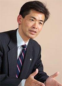 中尾誠樹氏