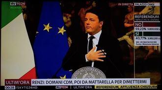 イタリア国民投票「否決」は何をもたらすのか
