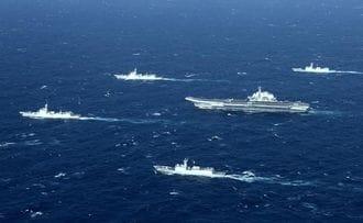 中国が海軍増強・近代化を加速している理由