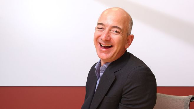 「1兆ドル」へ駆け上るアマゾンの意外な素顔