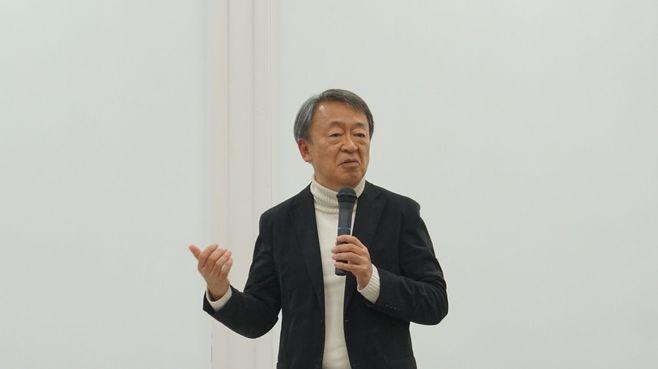 池上彰氏「僕はこうやって本を読んできた」