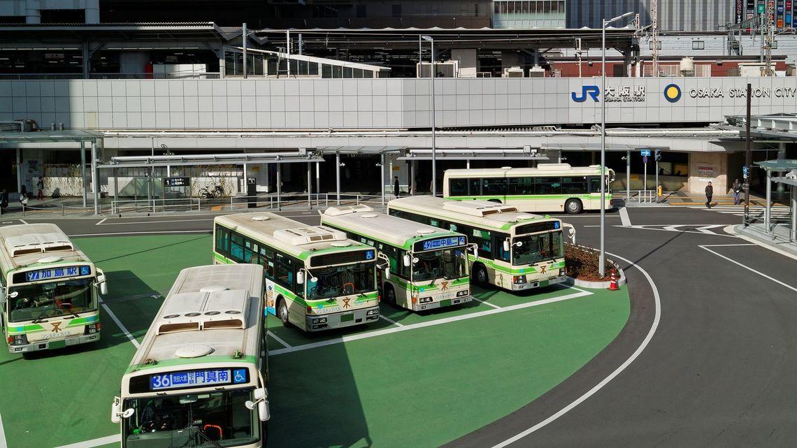 民営化「大阪シティバス」が抱える...