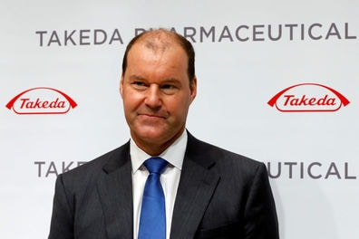 Takeda CEO confident of investor backing for $62 billion Shire deal