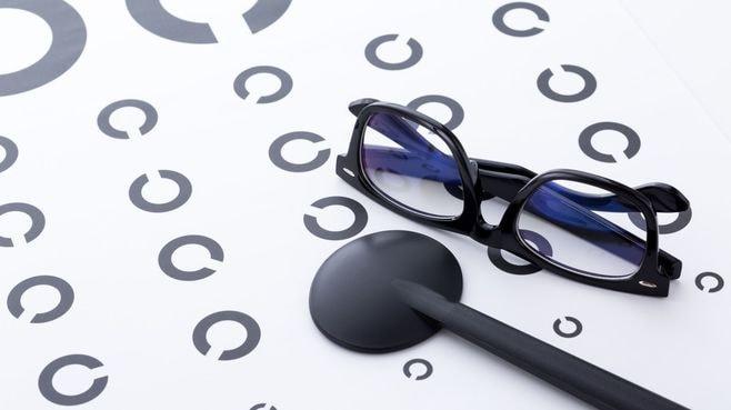 1日3分!視力を回復させる「根拠のある方法」