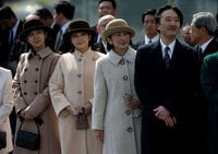 Japan princess to wed, sparking debate on shrinking royal family