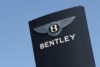 高級車ベントレー、イギリスで約1000人削減へ