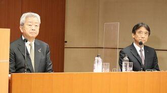 NTT社長が露骨に示した稼ぎ頭ドコモへの不満