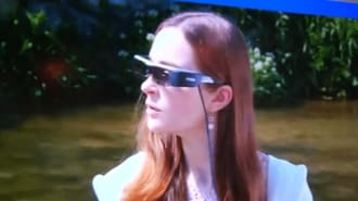 Tourist Experience in Japan Upgraded with Navigation Glasses