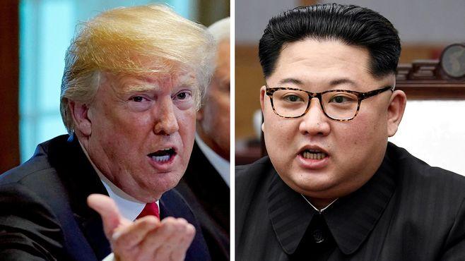 米朝首脳会談「段階的な非核化」を巡る攻防