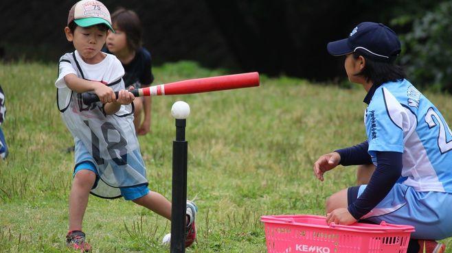 逆風の少年野球、競技人口減でも見えた希望