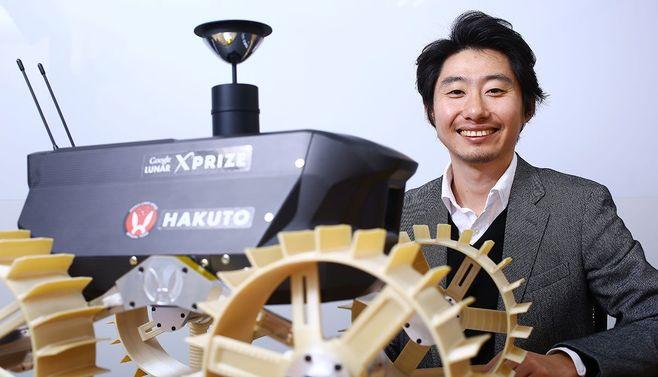 日本の宇宙少年、月面無人探査に挑む