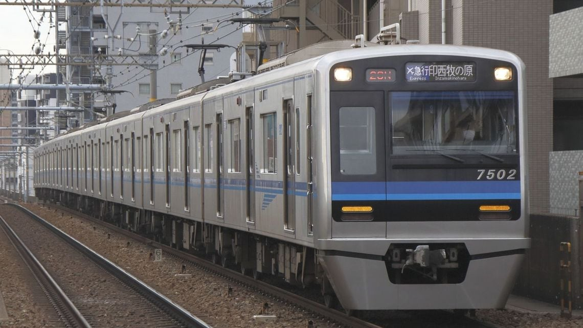「北総鉄道」の画像検索結果