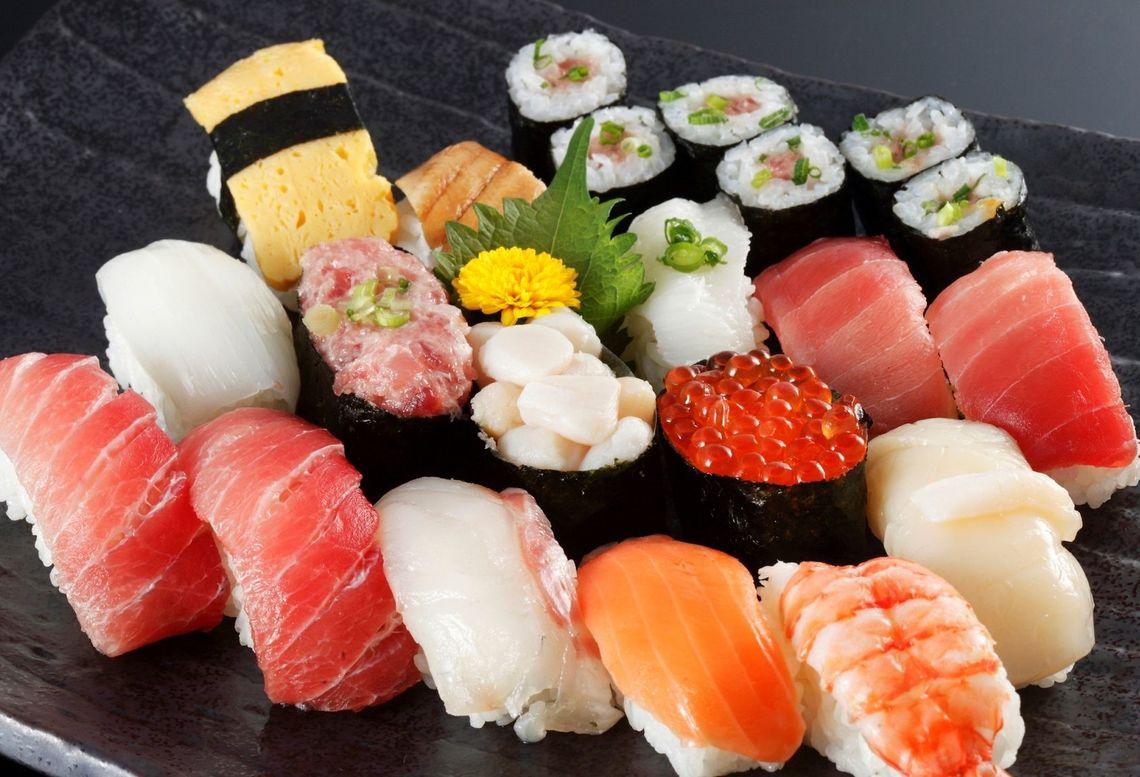日本一お寿司を食べまくる意外な...