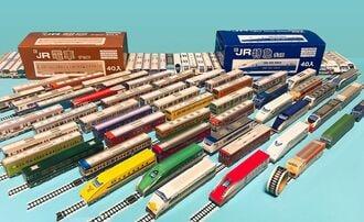 Nゲージより安い、「電車チョコ収集」の甘い誘惑