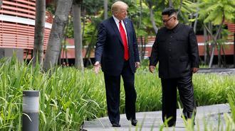 米朝首脳会談を批判する人に欠けている視点