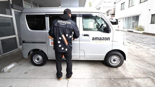 アマゾンと急成長する物流ベンチャーの正体