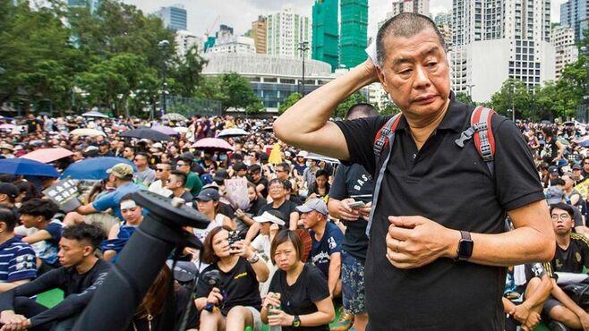 香港メディア王「ジミー・ライ」が主張したこと