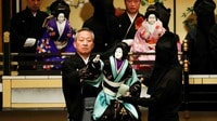 Traditional 'Bunraku' Puppets for Children Help Japanese Master Endure Coronavirus Shutdown