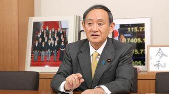 菅義偉「安倍首相との間にすきま風は全くない」
