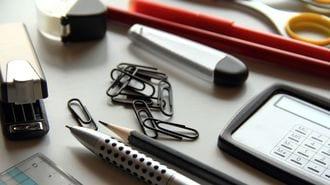 仕事ができる人の「文具の使い方」ベスト5